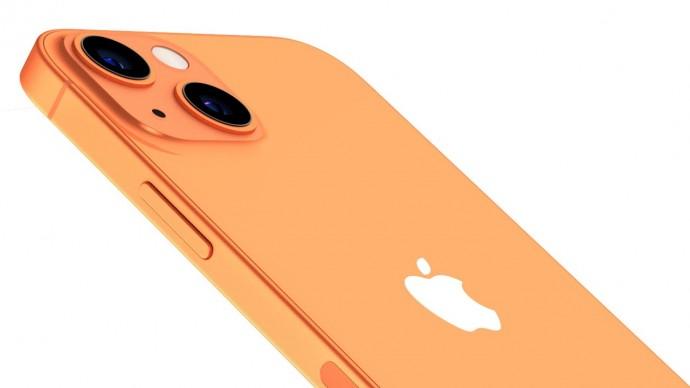 Это - iPhone 13