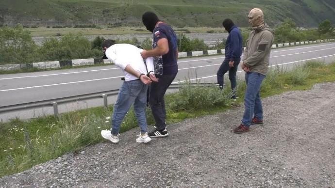 Предотвращение готовившегося теракта во Владикавказе