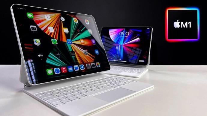 Распаковка НОВОГО и САМОГО ДОРОГОГО iPad Pro на M1