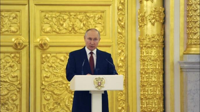 Путин выступил с призывом по конфликту на Ближнем Востоке