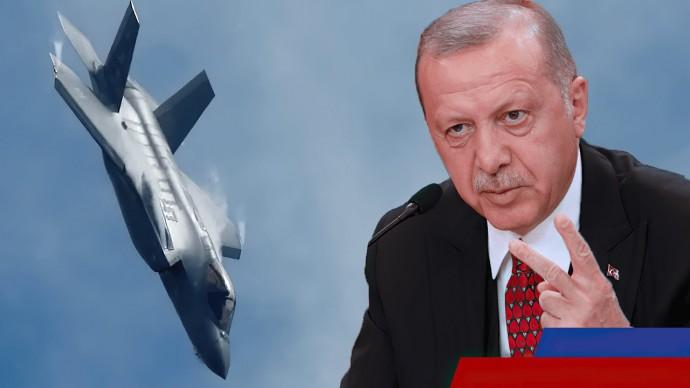 Турция передаст России секретную американскую технологию «стелс»