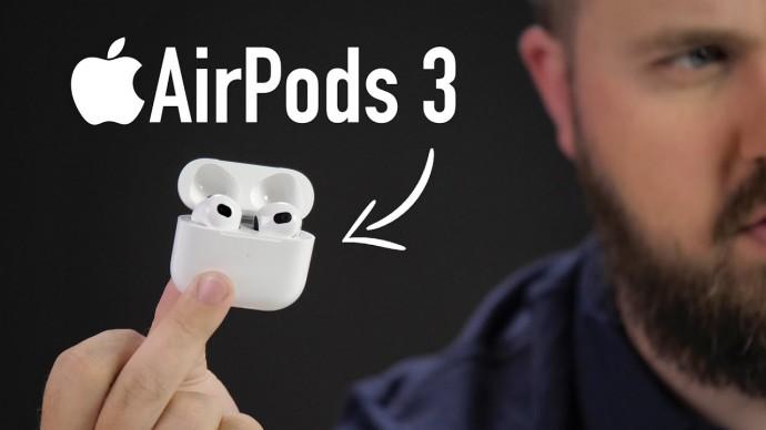 AirPods 3... таких нет даже у Apple