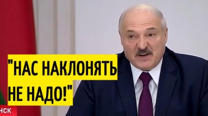 """Пошла жара! Лукашенко попросил у России """"нормальные условия""""!"""