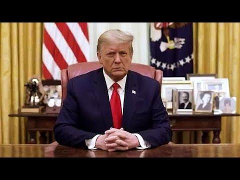 Срочно! Трамп выступил с заявлением после объявления ему импичмента!