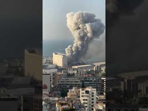 ЧП в Ливане! В Бейруте прогремел мощный взрыв