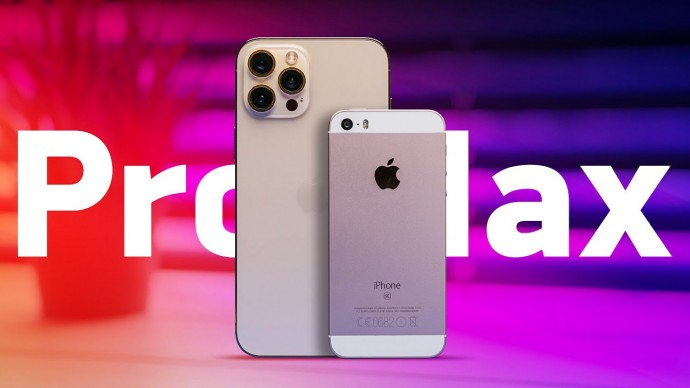 Обзор iPhone 12 Pro Max — сравнение с 11 Pro Max и Pixel 5