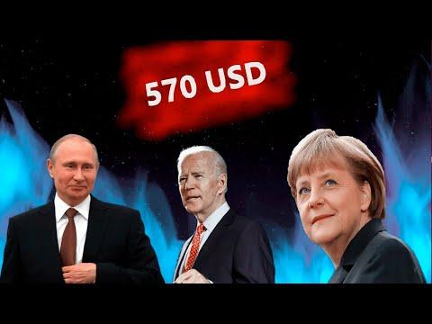 """Европа начала расплачиваться за свои газовые """"кривляния"""" рекордной ценой на газ"""