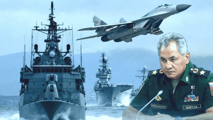 Россия взяла под контроль корабли США в Черном море