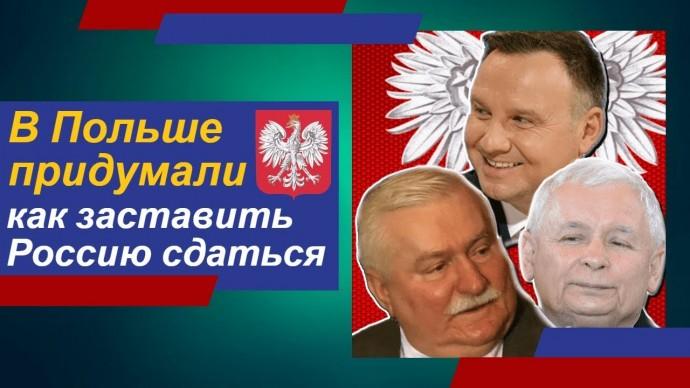 В Польше ради денег придумали, как заставить Россию сдаться
