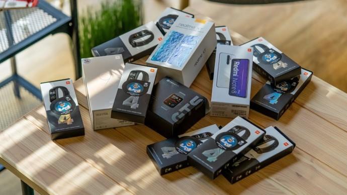 Mi Band 4, Mi 9 Pro, Redmi Note 8 Pro и другое — огромный розыгрыш!