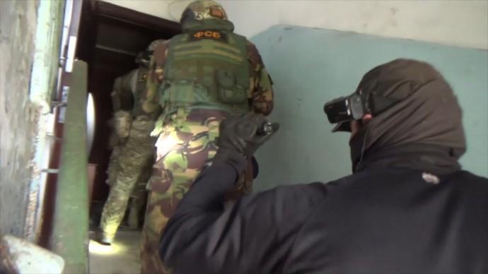 Сотрудники ФСБ предотвратили теракт в Тверской области — оперативное видео