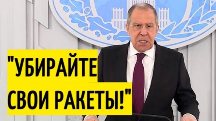 """Заявление Лаврова ШОКИРОВАЛО американских """"ястребов""""!"""