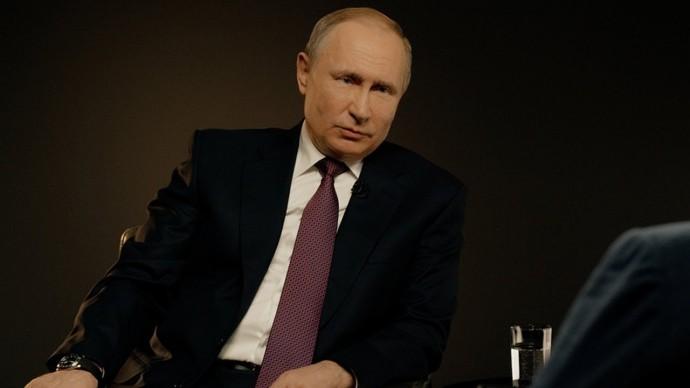 20 вопросов Владимиру Путину. О санкциях как стимуле для развития экономики (интервью ТАСС) Часть 14