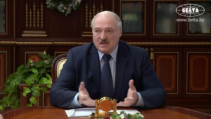 """""""Душили и БУДУТ душить!"""" Лукашенко о НЕСПРАВЕДЛИВЫХ санкциях Запада!"""
