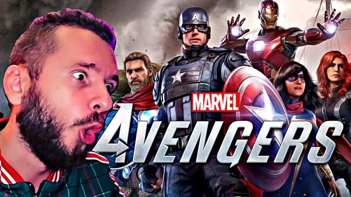 ШЕДЕВР ВЫШЕЛ В СТИМ! - ВСЕ СУПЕРГЕРОИ В МОИХ РУКАХ! - Marvel's Avengers
