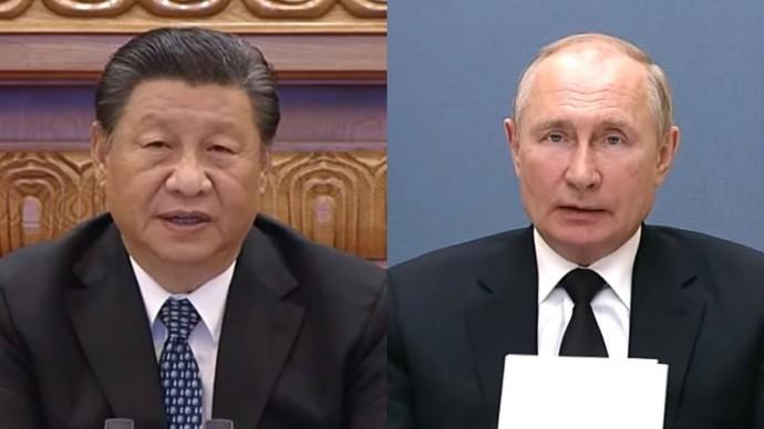Запад ВСЛУШИВАЕТСЯ! Новое заявление Путина и Си Цзиньпиня!