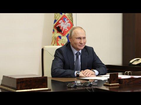 Путин призвал сделать систему социальной защиты более современной