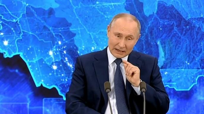 """""""Слухов много!"""" Путин рассказал опроисхождении коронавируса"""