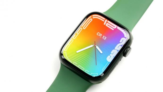 Распаковка Apple Watch Series 7! Размеры больше, экран круглее... Этого мы ждали?