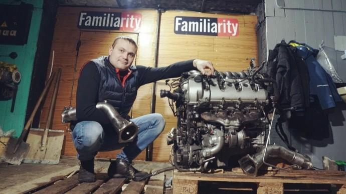 Первый холодный пуск и новые проблемы. Убитый Porsche Turbo S. Монстр 13.