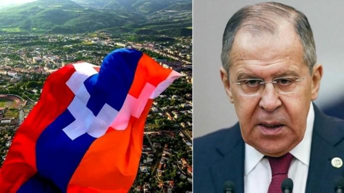 Срочно! Лавров провёл ПЕРЕГОВОРЫ с Арменией по Карабаху!