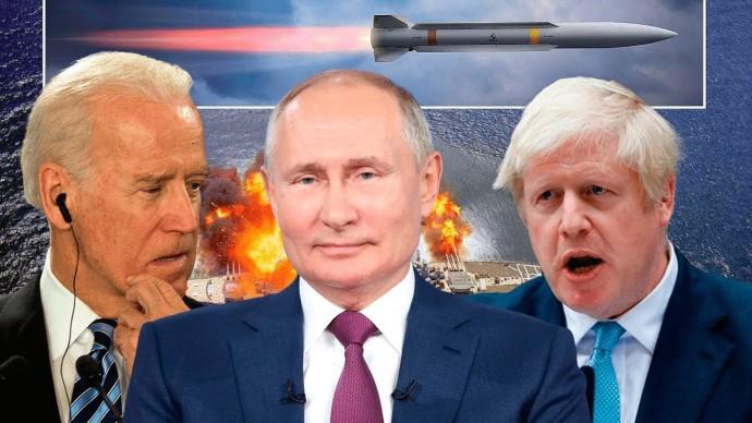 Готовит ли Путин англосаксам новый Пёрл-Харбор и почему решили не топить Дефендер