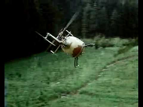 Полёт на вертолёте BO-105 Flying Tiger