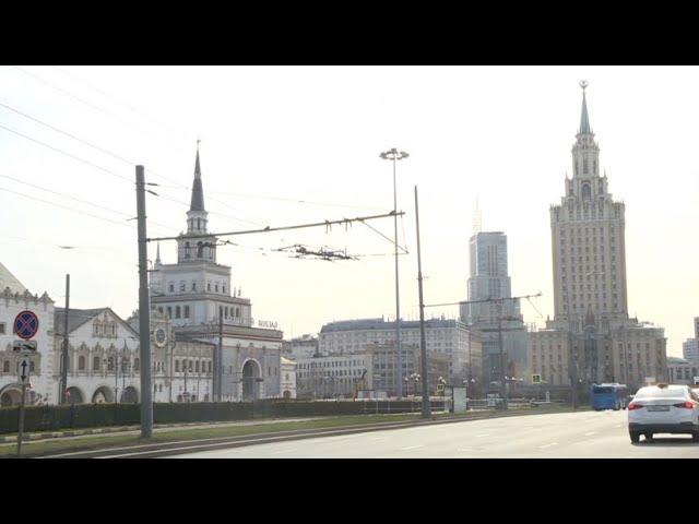 Самоизоляция в Москве: как выглядит столица после введения ограничений из-за коронавируса | день 13