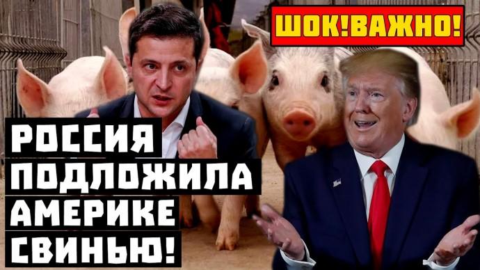 Шок, новый план Путина по Украине! Россия подложила Америке свинью!