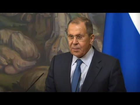 Заявление Лаврова по итогам консультаций с главами МИД Армении и Азербайджана по Нагорному Карабаху