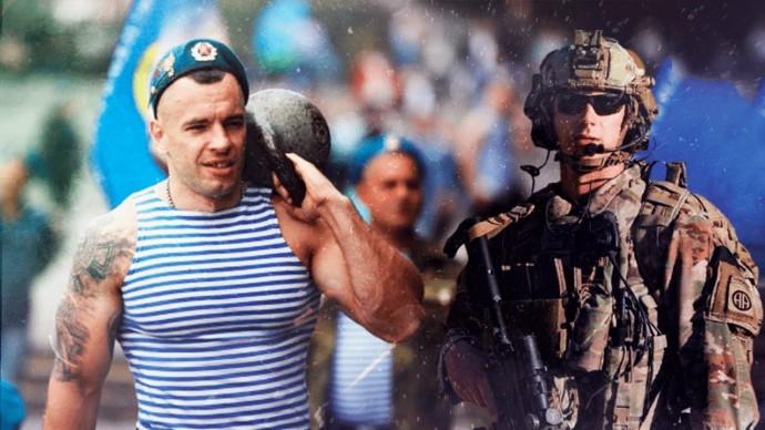 5 признаков того, что Вас в плену жалеют русские десантники (Дневник морпеха США. Часть 2)