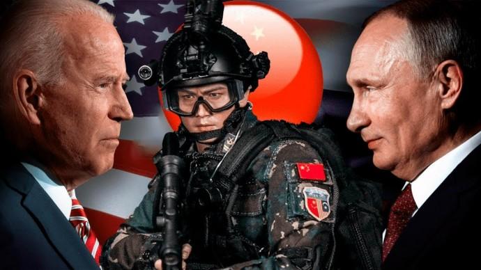 Переброска китайских военных в Россию стала сенсацией на Западе
