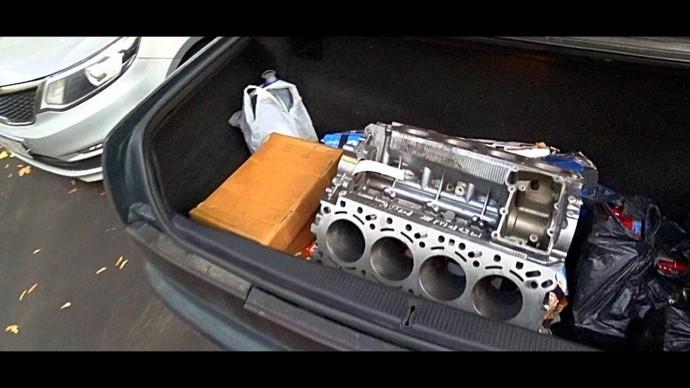 Убитый Porsche Turbo S. Рукажопсервис. Монстр 8.