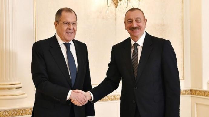 Срочное заявление Лаврова после переговоров с Алиевым!