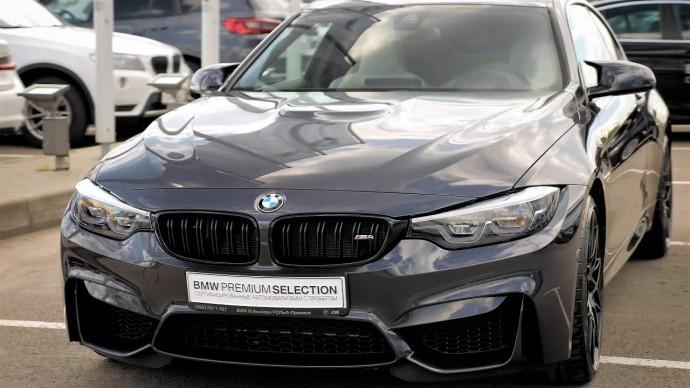 BMW M4 Competition - Купил автомобиль для души!