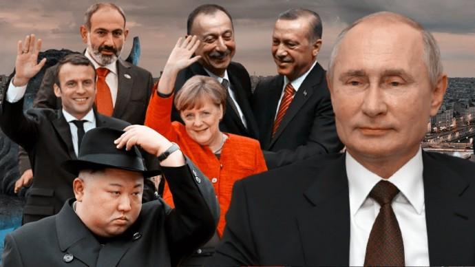 """Прыжки за забором России. """"Россия, срочно начинай слабеть, тогда мы немного успокоимся"""""""