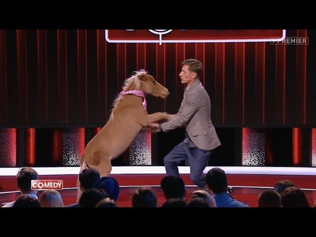 Павел Воля - О собаках, кошках и животных (Comedy Club, 2017)