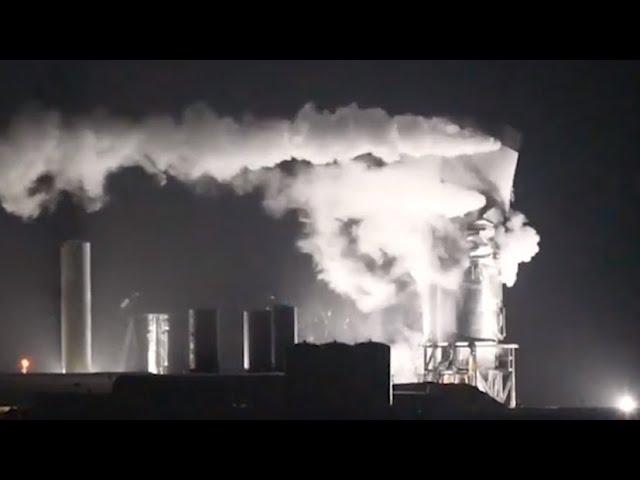 Прототип космического корабля Starship Илона Маска разорвало во время испытаний