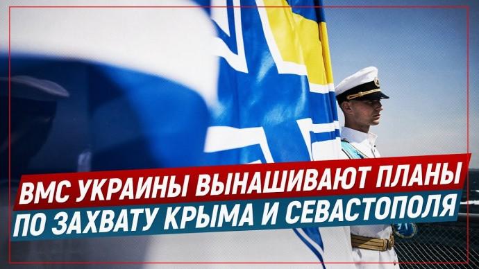 ВМС Украины вынашивают планы по захвату Крыма и Севастополя (Романов Роман)