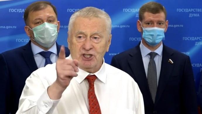 Срочно! Жириновский назвал ВИНОВНИКА конфликта в Карабахе!
