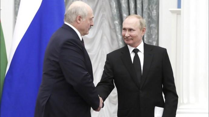 Путин сообщил о согласовании всех 28 союзных программ России и Белоруссии