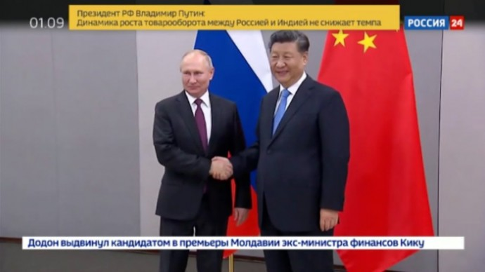 ВАЖНЫЕ заявление Путина на саммите БРИКС! Как Бразилия встретила президента?