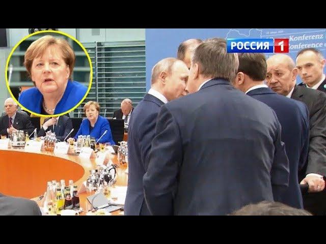 Ревнивый взгляд Меркель. Что Путин обсуждал с Макроном и Помпео?