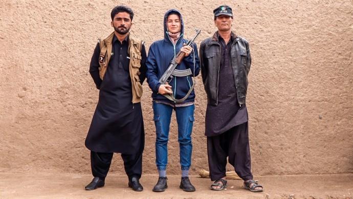 В Пакистан с девушкой. Опасный город Кветта. Неделя в полиции #2
