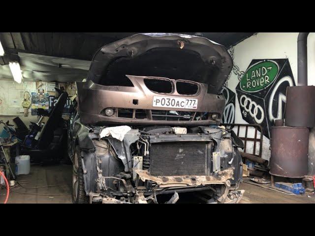 Сколько ненужной меди в BMW е60. Решала 9.