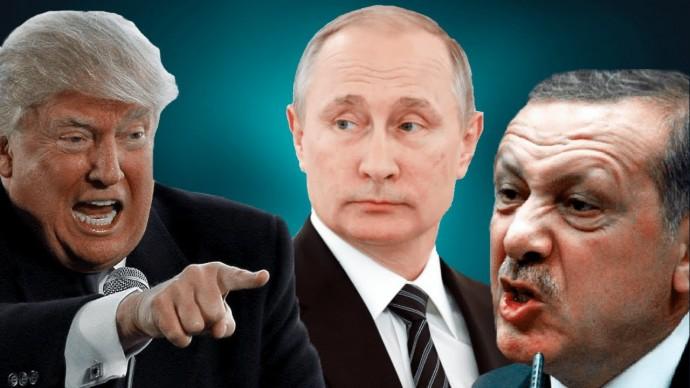 Россия слишком большая, чтобы её оставили в покое. Краткий обзор мирового беспорядка накануне бойни