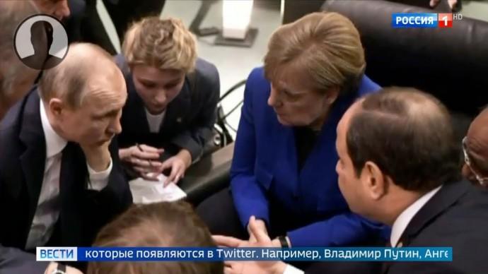 Срочно! ПРОВАЛ Берлинской конференции? Западу НЕ НУЖЕН мир