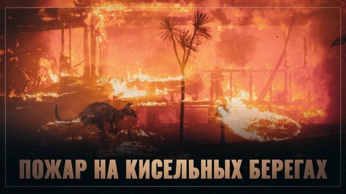 Пожар на кисельных берегах. О Сыне маминой подруги из Нормальной страны