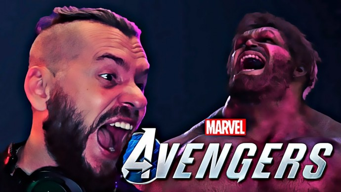 Я СТАЛ ЗЕЛЕНЫМ! - ВСЕ СУПЕРГЕРОИ В ШОКЕ ОТ МОИХ СУПЕРСПОСОБНОСТЕЙ В Marvel's Avengers