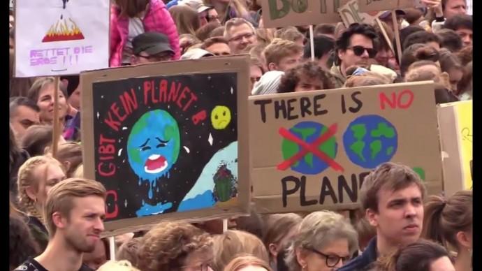 От Европы до Австралии: сотни тысяч активистов вышли на глобальную климатическую забастовку